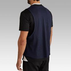 成人款訓練背心-深藍色