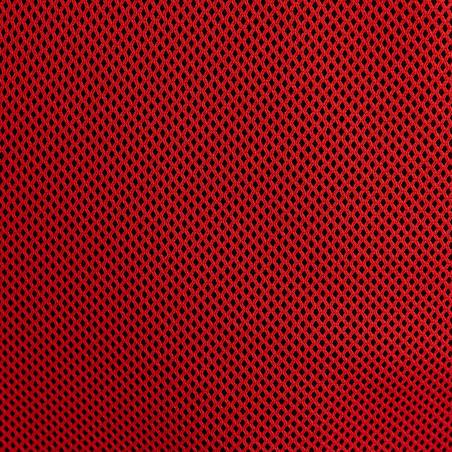 Chasuble adulte rouge