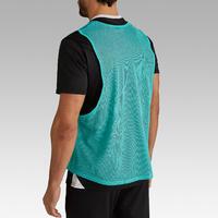 Adult Turquoise Training Bib