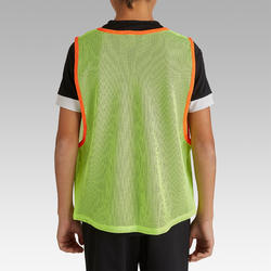 Sports Training Bib Kids' - Neon Yellow