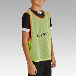 Kids' Team Sports Bib - Neon Yellow