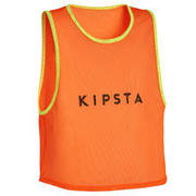 Kids' Team Sports Bib - Neon Orange