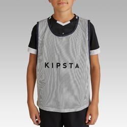 Kids' Sports Bib - Grey