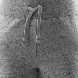 Jogginghose 510 Pilates sanfte Gymnastik Damen grau