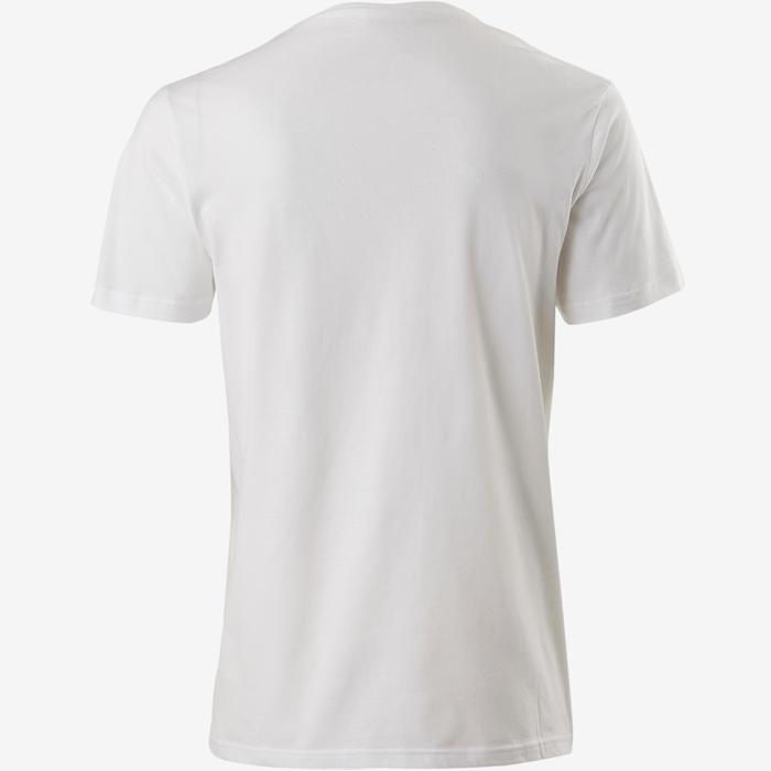 T-shirt homme Sportee 100% coton blanc