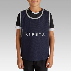 Kinderhesje voor teamsporten blauw