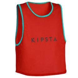Kids' Team Sports Bib - Red