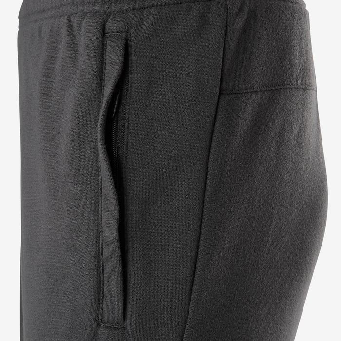 597837470e817 Pantalón Adidas 560 Pilates y Gimnasia suave hombre gris oscuro ...