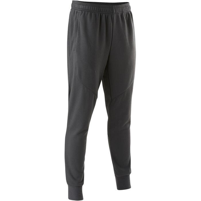 Adidas Pantalon Adidas 560 Pilates Gym douce homme gris foncé ... b0a9d0cbc8e