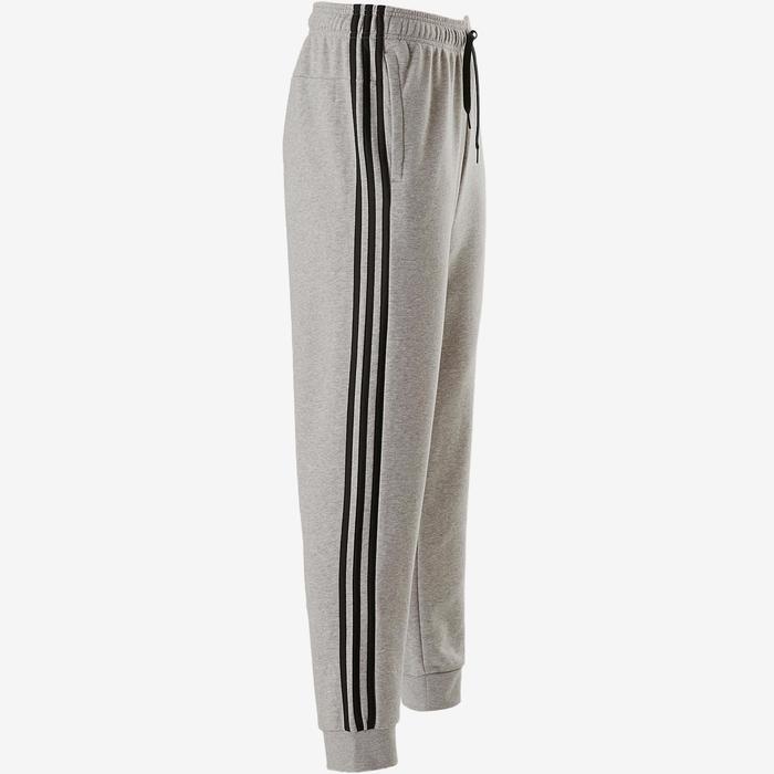 Pantalon Adidas 3S Pilates Gym douce homme gris