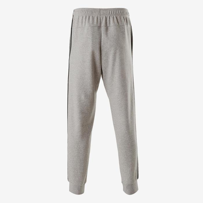 044068171d1867 Jogginghose 3S Pilates sanfte Gymnastik Herren grau