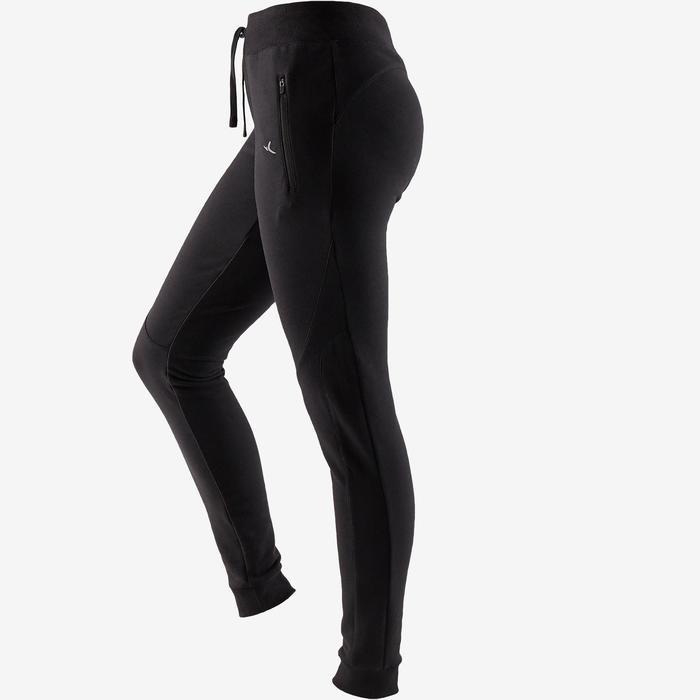 Pantalon 510 Pilates Gym douce femme noir