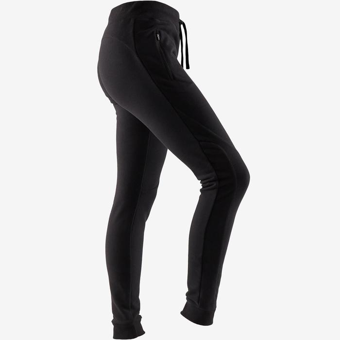 Pantalon jogging femme 510 slim noir