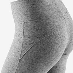 Corsaire 520 Pilates Gym douce femme gris chiné