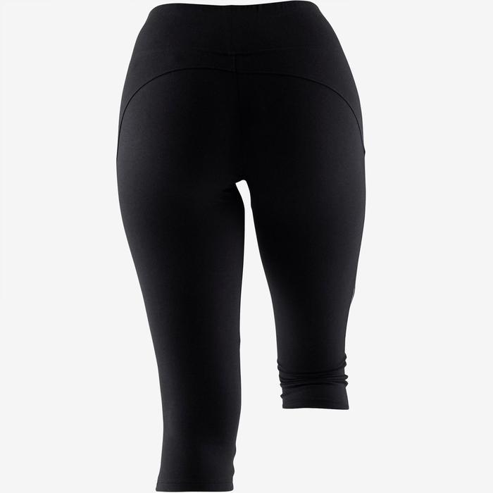 Kuitbroek 520 pilates en lichte gym dames zwart