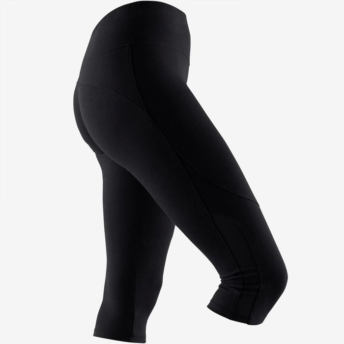 Corsaire 520 Pilates Gym douce femme noir