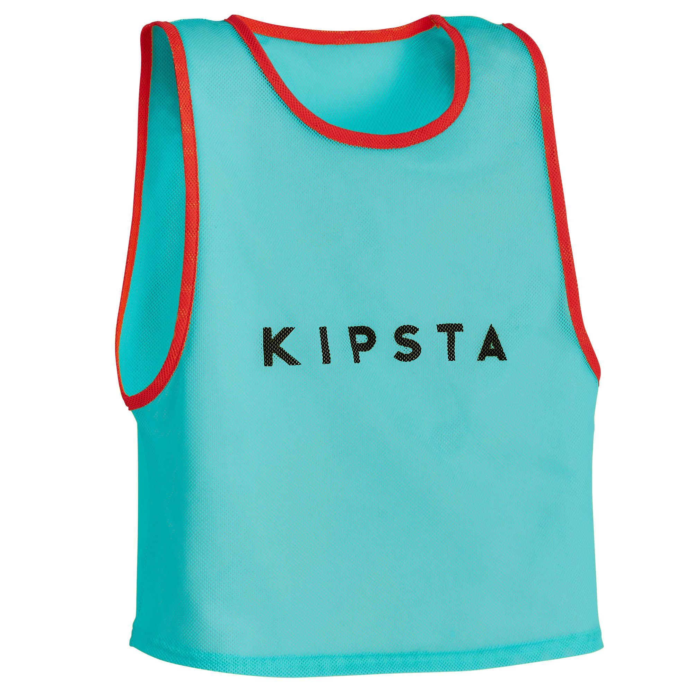 KIPSTA. Pettorina bambino turchese