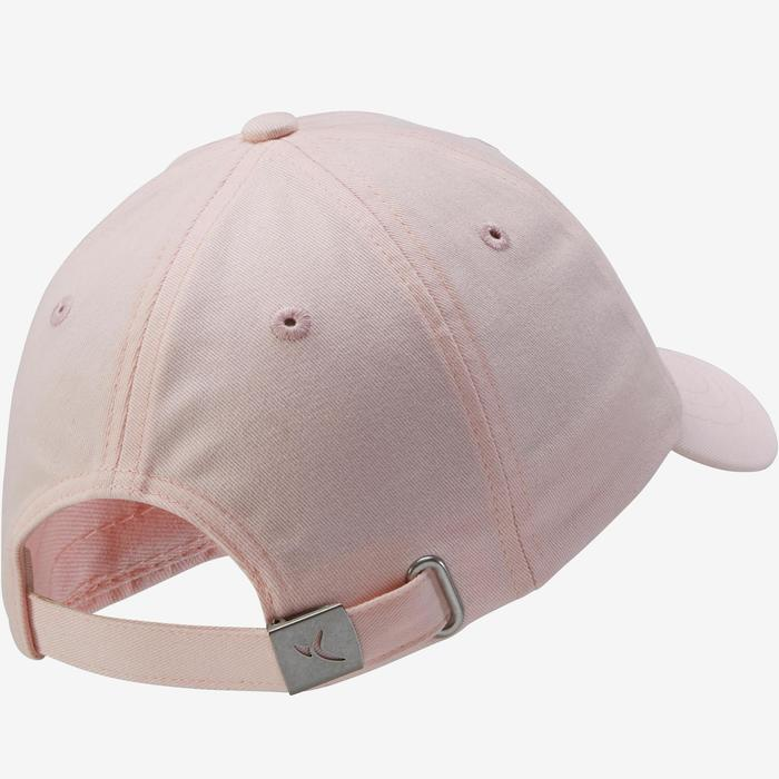 Gorra W100 niña GIMNASIA INFANTIL rosa estampado