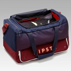 Sporttas hardcase 45 liter blauw bordeaux