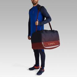 Sporttasche Hardcase 75Liter blau/bordeaux