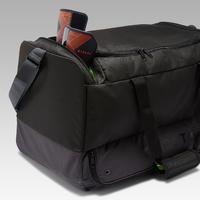 Hardcase 75-Litre Sports Bag Black