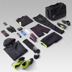 Sporttasche Hardcase 75 Liter schwarz