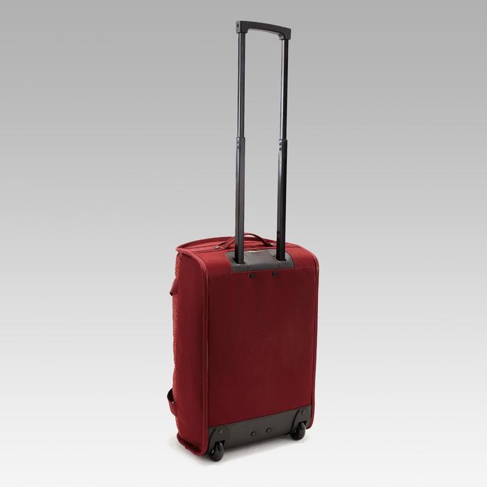 Bolsa con ruedas Classic 30 litros rojo