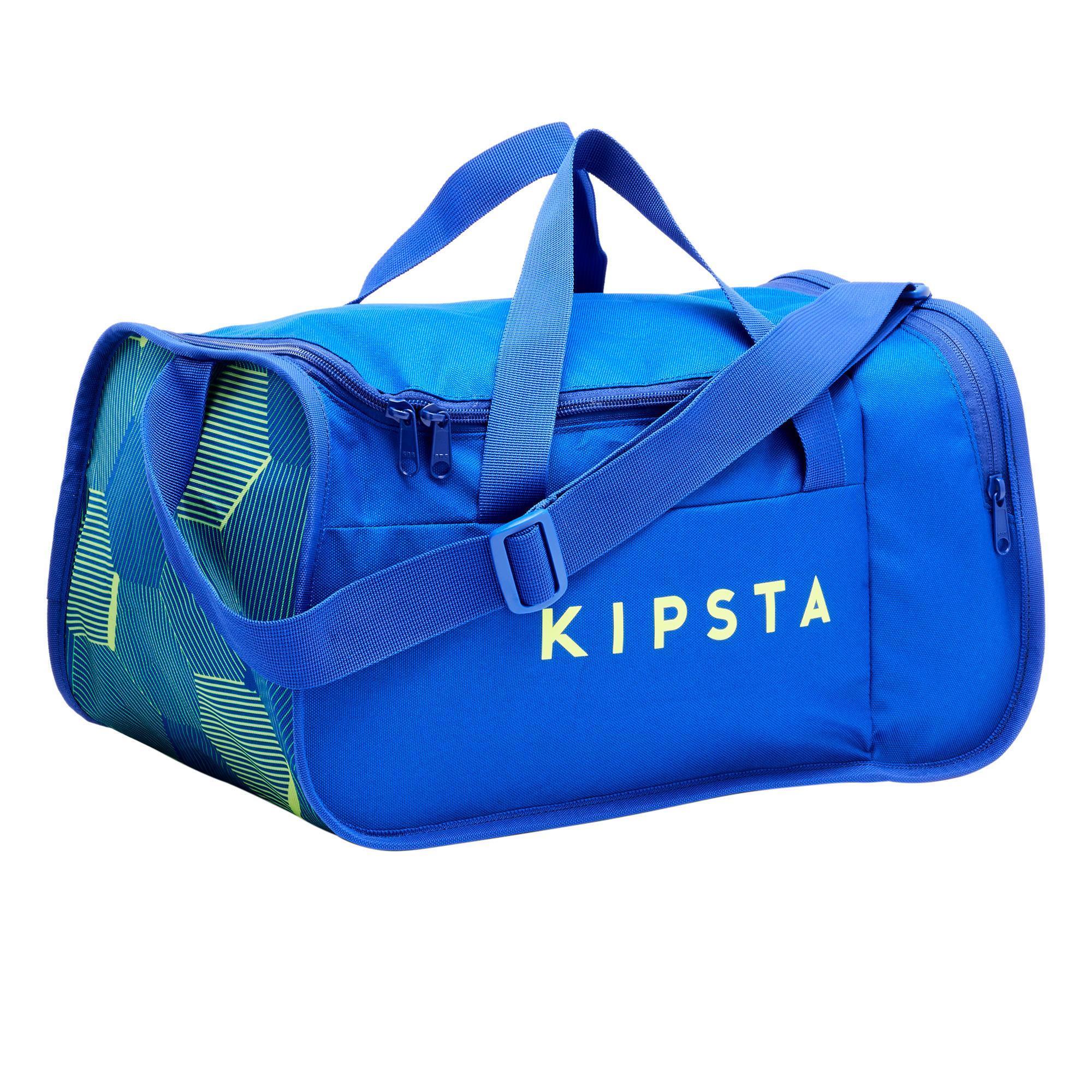 Sac de sport Kipocket 20 litres bleu et
