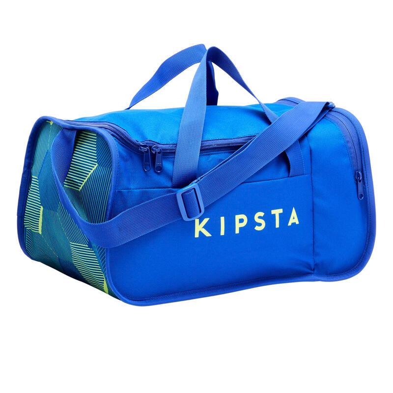 Geantă sport Kipocket 20 L Albastru-Galben