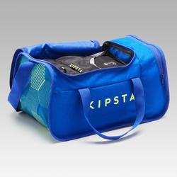 20L Team Sports Bag Kipocket - Blue/Yellow