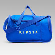 Sports Duffle Bag Kipocket 20L - Blue/Yellow