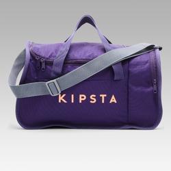 sac de sport Kipocket 20 litres violet et corail