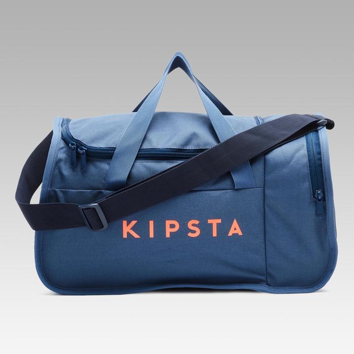 Kipocket 20 L Sports Bag - Blue/Orange