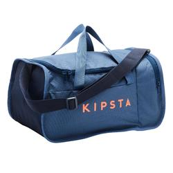 Kipocket 20 L Sports Bag - Blue/Orange