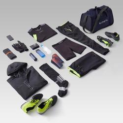 運動包Kipocket 40 L-藍色/綠色