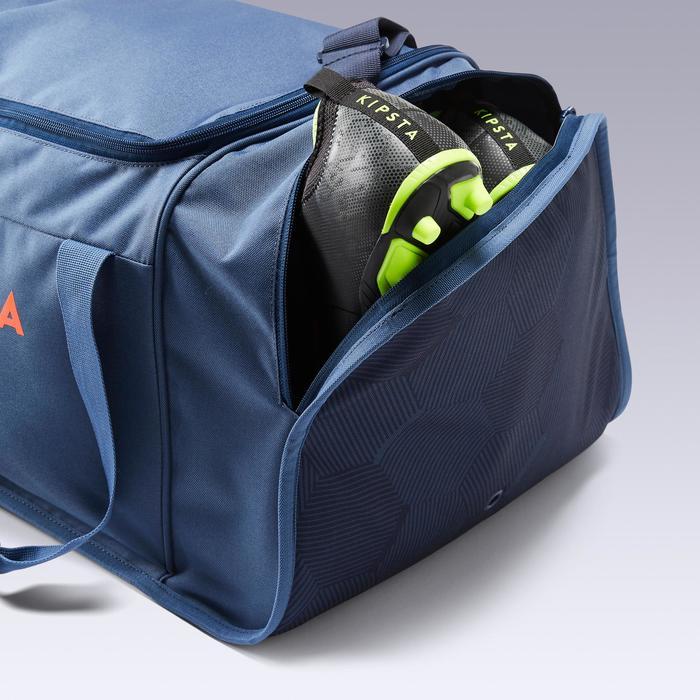 Sporttasche Kipocket 60 Liter blau/orange