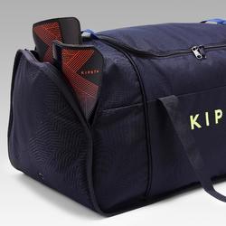 Voetbaltas / Sporttas Kipocket 80 liter blauw