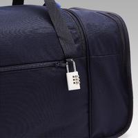 Kipocket Sports Bag 80 Litres - Blue/Yellow