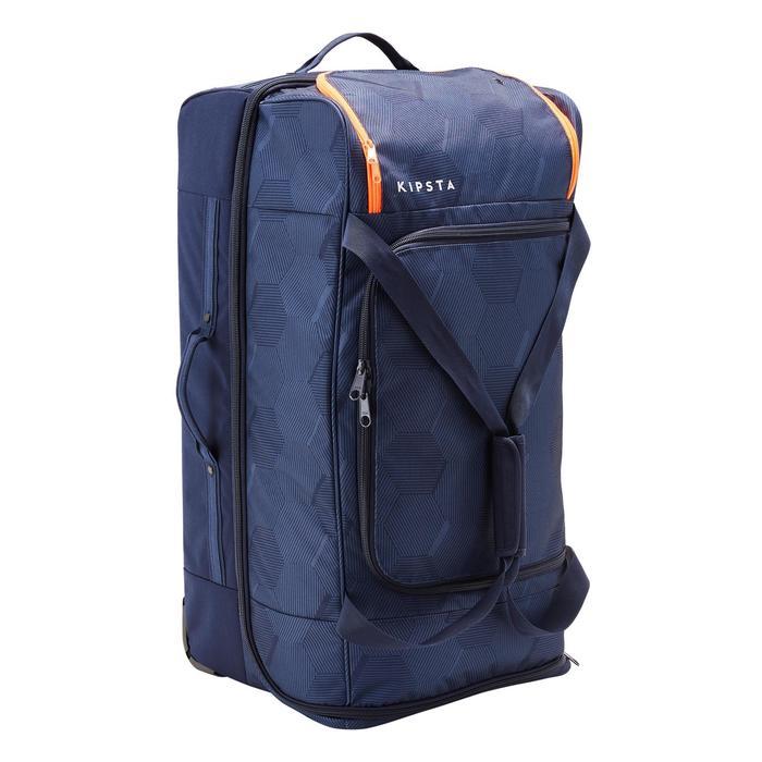 Bolsa Trolley -maleta Essentiel 105L azul marino