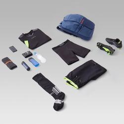 Sporttasche Rucksack 35Liter grau/orange