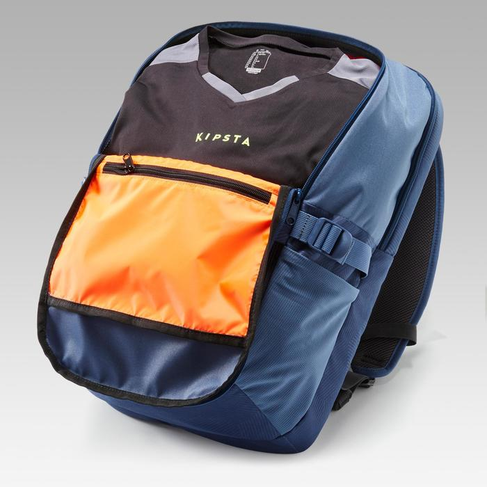 Rugzak Classic 35 liter grijs en oranje