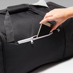 Kipocket 60 Litre Sports Bag - Carbon Grey