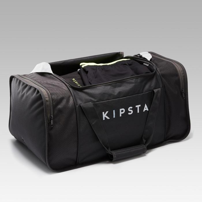 Voetbaltas / Sporttas Kipocket 60 liter grijs