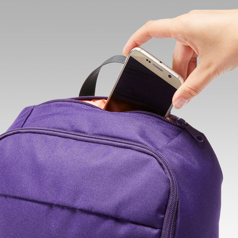 Sports Backpack Classic 17L - Purple