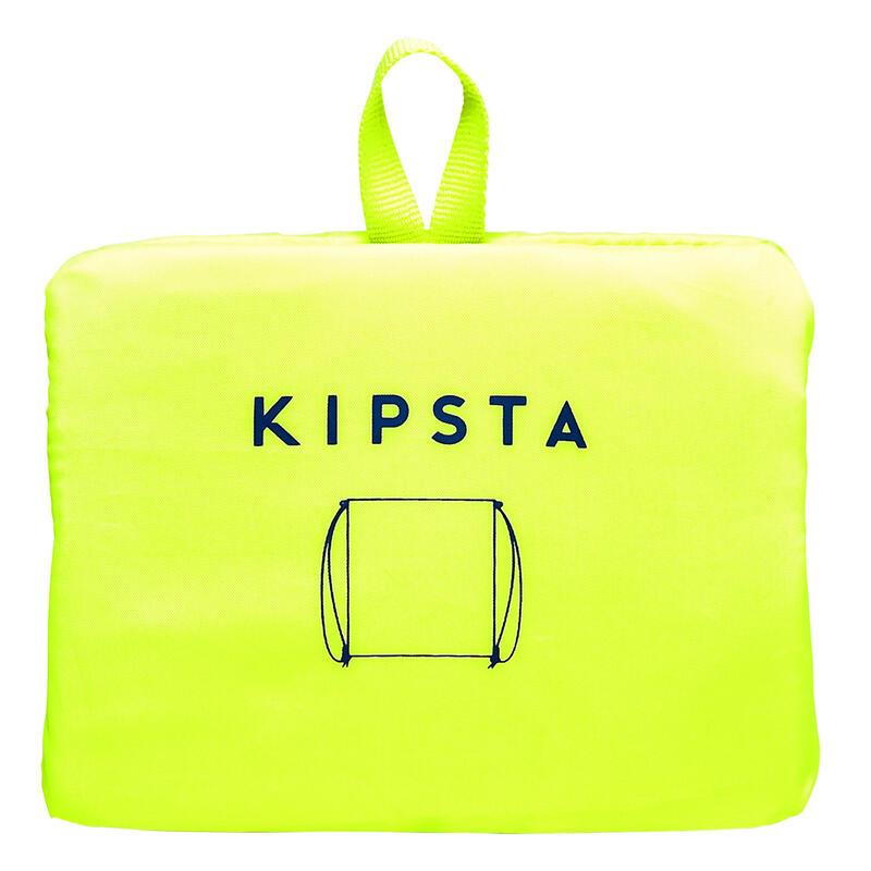 Schoenentas Light Bag 15 liter geel/blauw