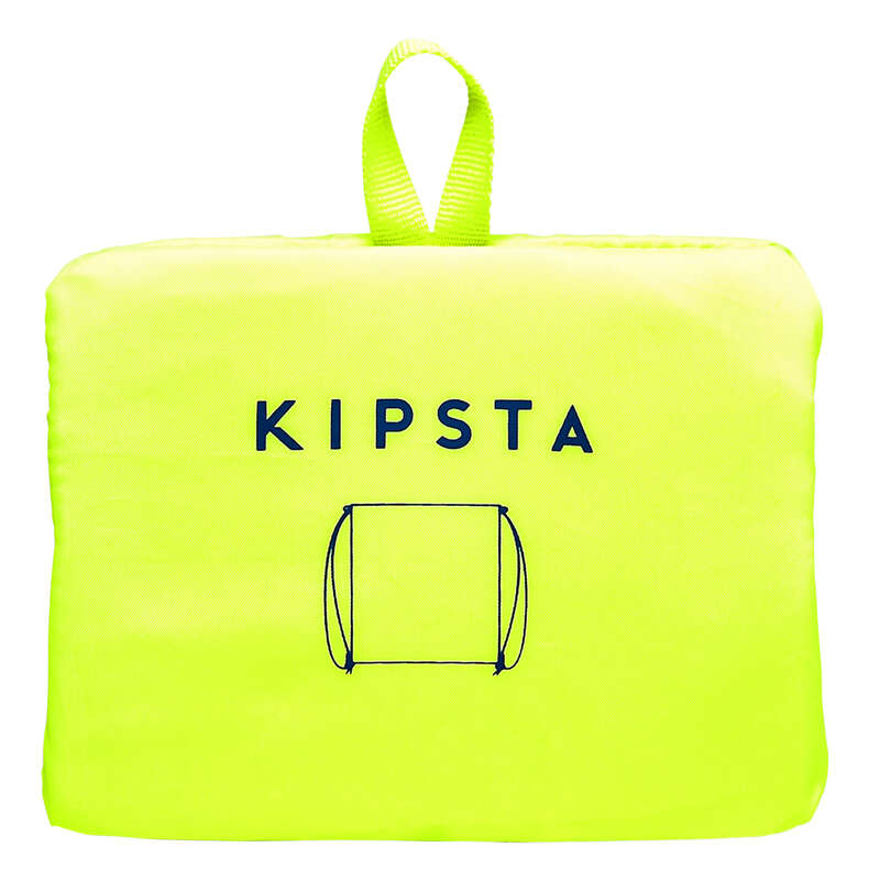 BAG TEAM SPORT Rugby - Bag Light Yellow/Blue KIPSTA - Rugby