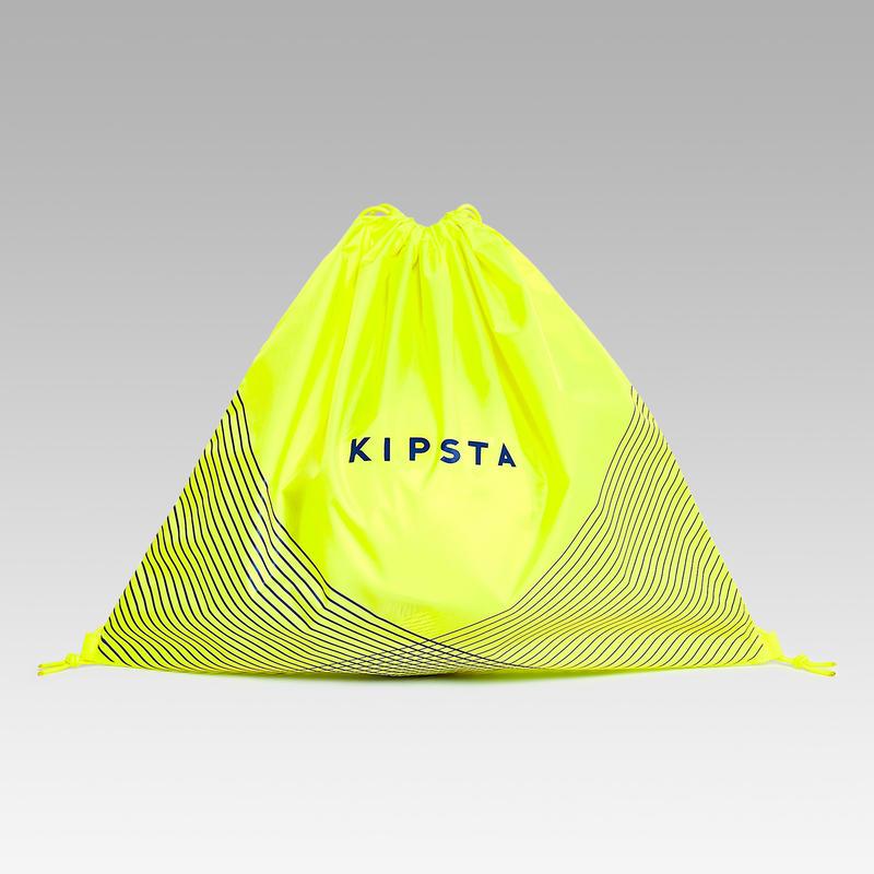 กระเป๋าใส่รองเท้าน้ำหนักเบาขนาด 15 ลิตร (สีเหลือง/ฟ้า)