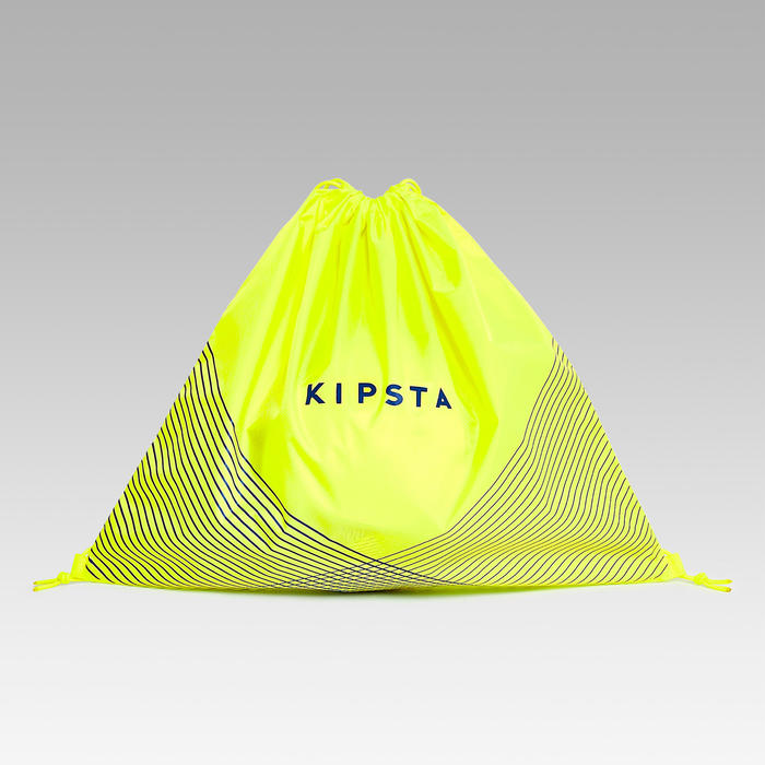 Bolsa Calzado Deporte Kipsta Light 15 L Amarillo