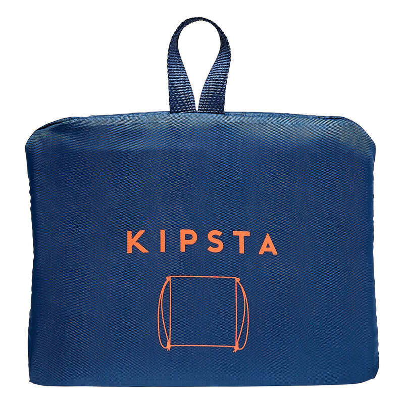 BAG TEAM SPORT Rugby - 15L Bag - Blue/Orange KIPSTA - Rugby