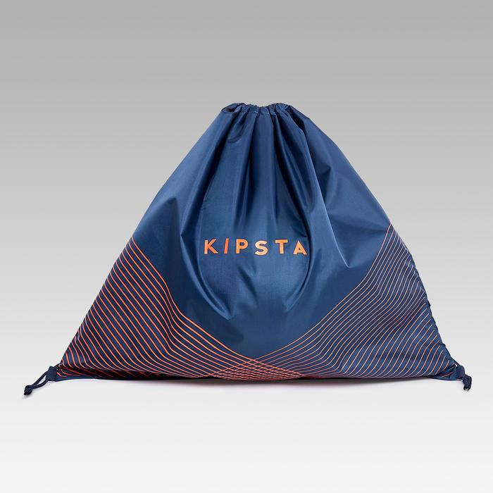 Bolsa Calzado Deporte Kipsta Light 15 L Azul Marino Rojo